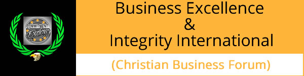 Promoting Business Excellence, Integrity and Leadership